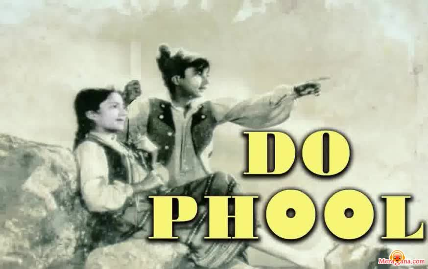 Poster of Do Phool (1958) - (Hindi Film)