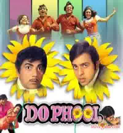 Poster of Do Phool (1973) - (Hindi Film)
