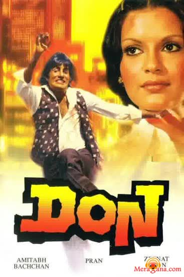 Poster of Don (1978) - (Hindi Film)