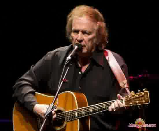 Poster of Don Mclean - (English)