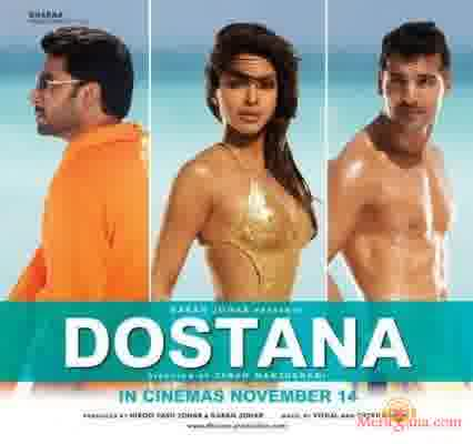 Poster of Dostana (2008) - (Hindi Film)