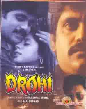 Poster of Drohi (1992) - (Hindi Film)