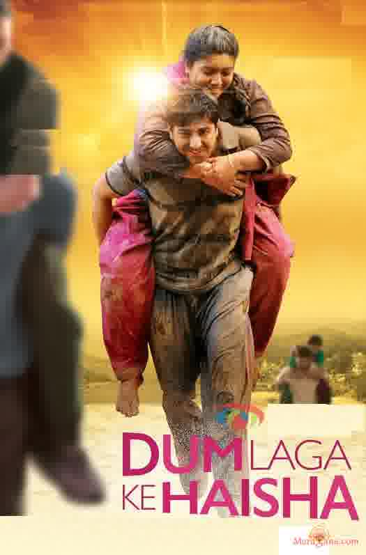 Poster of Dum Laga Ke Haisha (2015) - (Hindi Film)