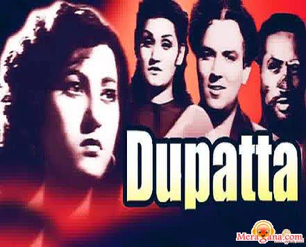 Poster of Dupatta+(1952)+-+(Hindi+Film)