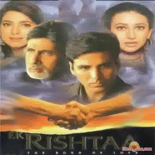Poster of Ek Rishtaa (The Bond Of Love) (2001) - (Hindi Film)