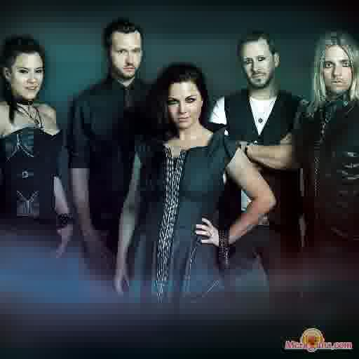 Poster of Evanescence - (English)