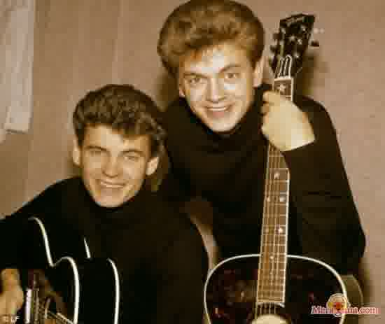 Poster of Everly Brothers - (English)
