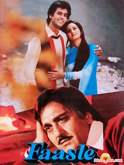 Poster of Faasle (1985) - (Hindi Film)