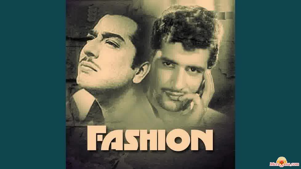 Poster of Fashion (1957) - (Hindi Film)