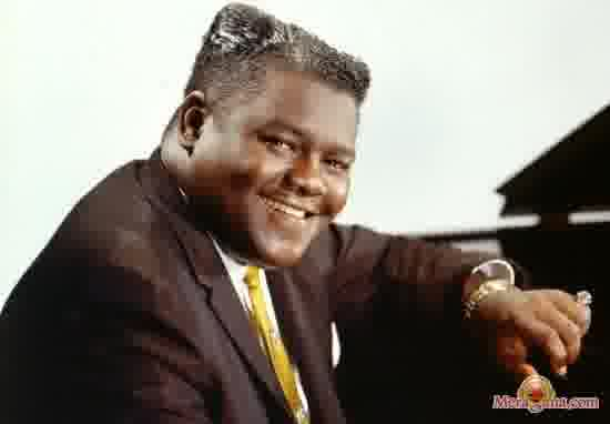 Poster of Fats Domino - (English)