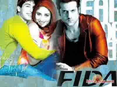Poster of Fida (2004) - (Hindi Film)