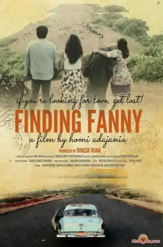 Poster of Finding Fanny (2014)