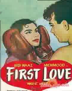 Poster of First Love (1961) - (Hindi Film)