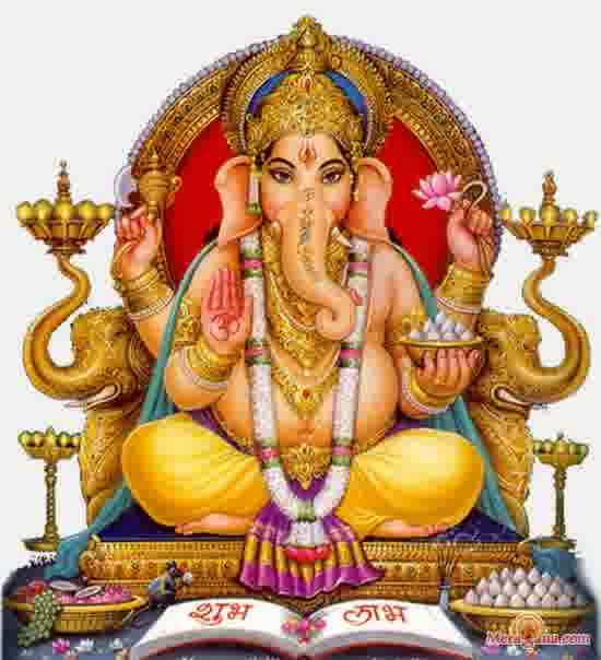 Poster of Ganesha Pancharatnam - (Devotional)