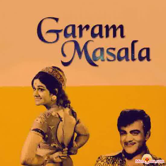 Poster of Garam Masala (1972) - (Hindi Film)