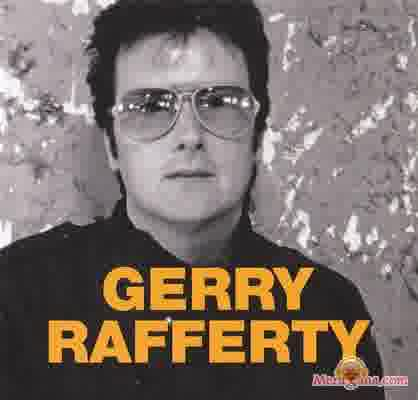 Poster of Gerry Rafferty - (English)