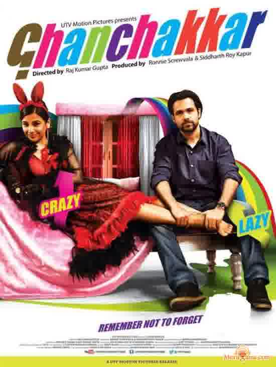 Poster of Ghanchakkar (2013) - (Hindi Film)