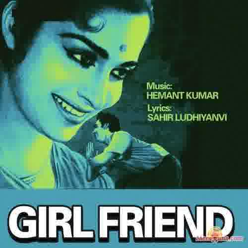 Poster of Girl+Friend+(1960)+-+(Hindi+Film)