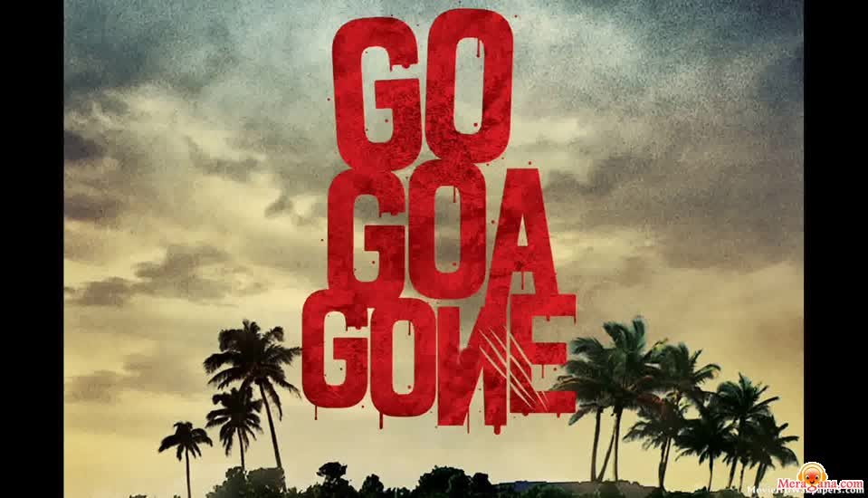 Poster of Go Goa Gone (2013) - (Hindi Film)