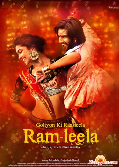 Poster of Goliyon Ki Raasleela Ram Leela (2013) - (Hindi Film)
