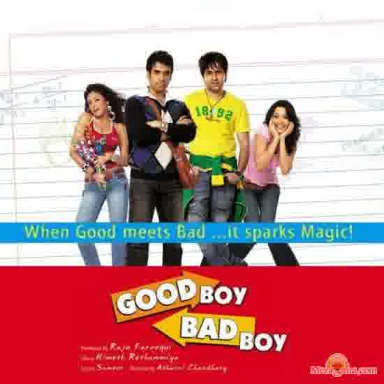 Poster of Good Boy Bad Boy (2007) - (Hindi Film)