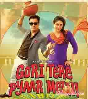 Poster of Gori Tere Pyaar Mein (2013) - (Hindi Film)
