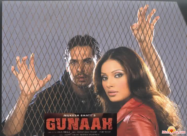 Poster of Gunaah (2002) - (Hindi Film)