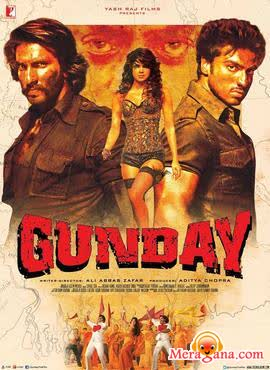 Poster of Gunday (2014) - (Hindi Film)