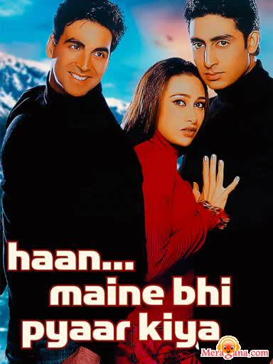 Poster of Haan Maine Bhi Pyaar Kiya (2002) - (Hindi Film)