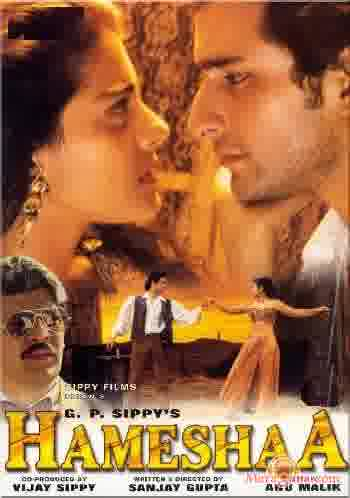 Poster of Hameshaa (1997)
