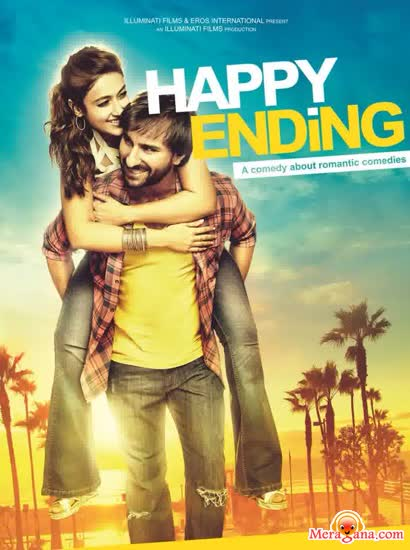 Poster of Happy Ending (2014) - (Hindi Film)