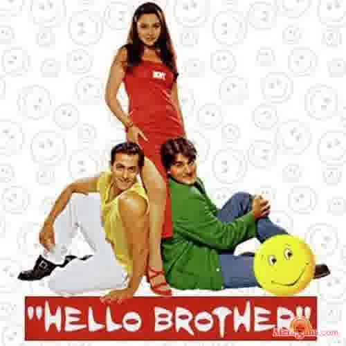Poster of Hello Brother (1999) - (Hindi Film)