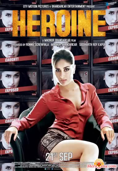 Poster of Heroine (2012) - (Hindi Film)