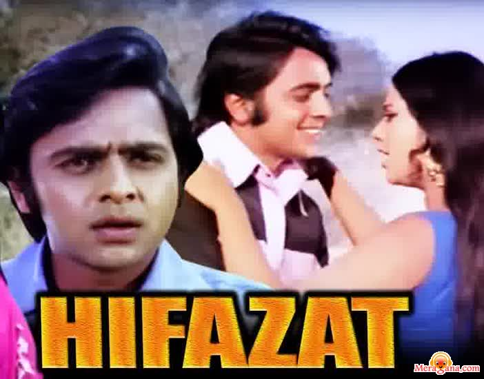 Poster of Hifazat+(1973)+-+(Hindi+Film)