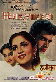 Poster of Honeymoon (1960)