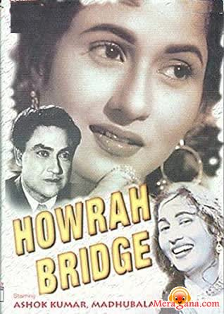 Poster of Howrah Bridge (1958) - (Hindi Film)