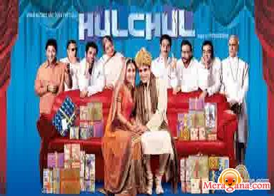 Poster of Hulchul (2004) - (Hindi Film)