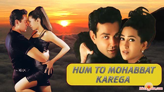 Poster of Hum To Mohabbat Karega (2000)