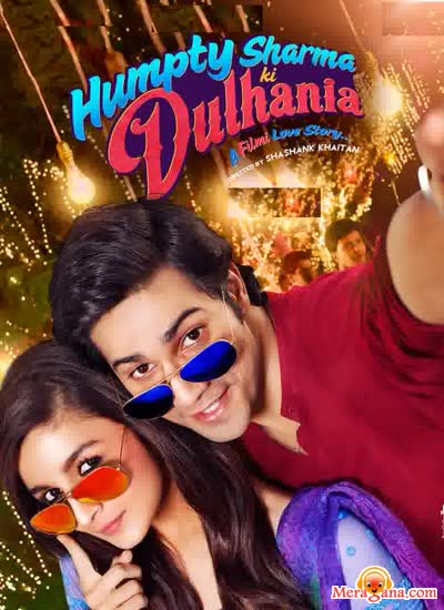 Poster of Humpty+Sharma+Ki+Dulhania+(2014)+-+(Hindi+Film)