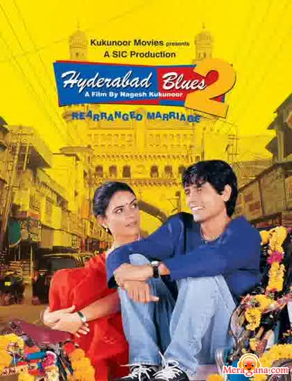 Poster of Hyderabad Blues 2 (2004)