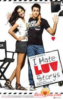 Poster of I Hate Luv Storys (2010) - (Hindi Film)