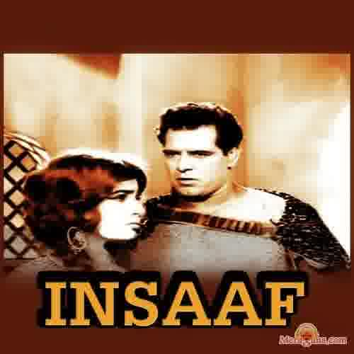 Poster of Insaaf (1966)