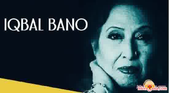 Poster of Iqbal Bano - (Indipop)