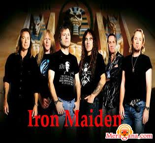 Poster of Iron Maiden - (English)