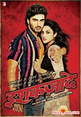 Poster of Ishaqzaade (2012) - (Hindi Film)