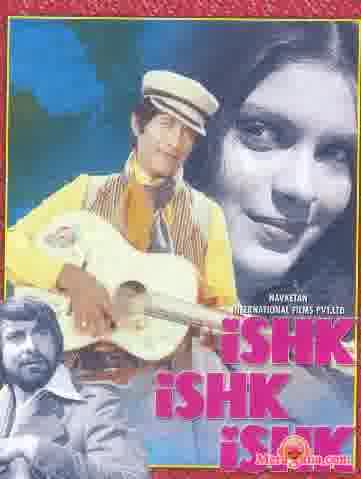 Poster of Ishq Ishq Ishq (1974) - (Hindi Film)