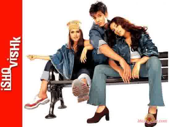 Poster of Ishq Vishk (2003) - (Hindi Film)