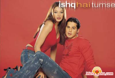 Poster of Ishq Hai Tumse (2004)