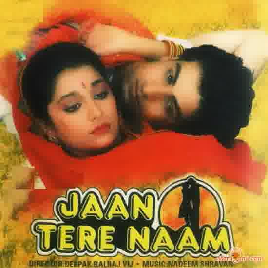 Poster of Jaan Tere Naam (1992) - (Hindi Film)
