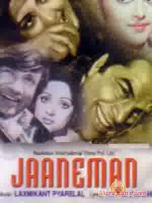 Poster of Jaaneman (1976) - (Hindi Film)